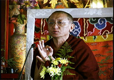 HE Choymi Nyima Rinpoche : The Dhara Sun. Source: www.blazing-splendor.blogspot.com