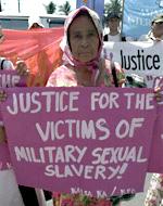 Ex comfort women protestig to seek justice! (http://www.squidoo.com/comfort-women)