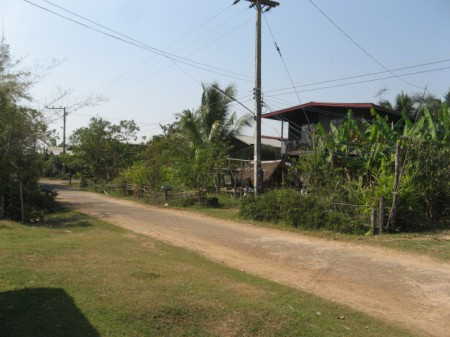 The view of the local community and home