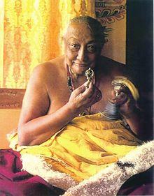 Dilgo Khyentse Rnpoche (Source: photo: http://en.wikipedia.org/wiki/Dilgo_Khyentse)