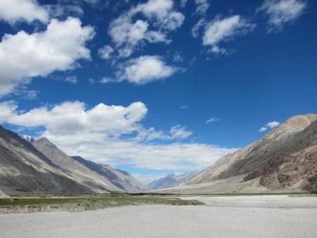 sky-Ladakh, India (Photo by: Chong Siew Kook,Sept 2011)