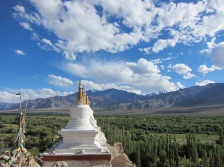 stupa_ladakh, india (phot by chong siew kook, sept 2011)